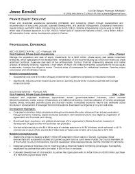 venture capital resume enwurf csat co