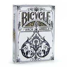 bicycle archangels cards bicycle cards