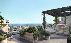 rooftop garden design for the hartsman apartments hampton