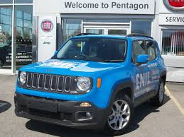 jeep renegade blue 2016 16 jeep renegade 1 4 multiair longitude 5dr ddct auto in blue
