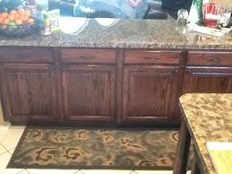 Red Mahogany Kitchen Cabinets Best 25 Red Mahogany Stain Ideas Only On Pinterest Floor Stain