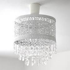 Esszimmerlampen Stoff Lampenschirme Amazon De