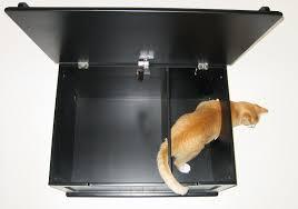 hidden cat box litter box furniture hidden designer pet products