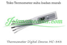 Termometer Murah termometer suhu badan murah istana medika