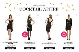 cocktail attire for women going to a wedding this summer rent your dress accessories on