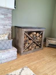 Diy Firewood Rack Plans by Best 25 Firewood Storage Ideas On Pinterest Wood Storage