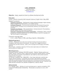 Sample Resume Language Skills by Taleo Resume Free Resume Example And Writing Download
