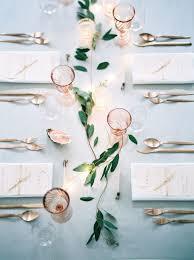 Table Settings Ideas Best 25 Wedding Table Settings Ideas On Pinterest Elegant Table