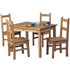 pine kitchen furniture pine kitchen chairs ebay