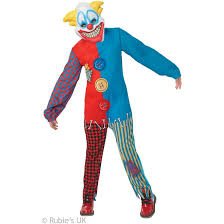 Boy Scary Halloween Costumes Childrens Scary Clown Costume 880350 14 99 Party