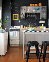 photo 3 of 11 in 10 stunning ways to use black in your kitchen