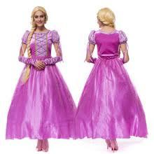 Tangled Halloween Costume Adults Popular Rapunzel Dress Buy Cheap Rapunzel Dress Lots