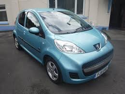 peugeot used car event used 2011 peugeot 107 envy special edition only 20 road tax