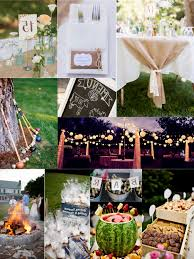 backyard wedding ideas house design and planning