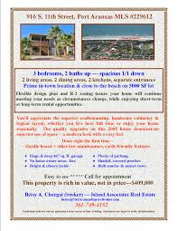 properties sold by betsy a churgai in port aransas