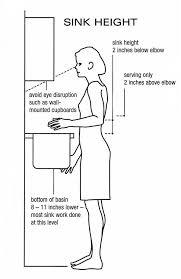 kitchen sink cabinet height kitchen cabinet sink height page 5 line 17qq