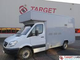 mercedes shop usa used mercedes 310cdi sprinter rbk mobile shop verkaufswagen