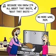 a pre thanksgiving humor lol baste allaboutthatbaste