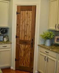Kitchen Pantry Doors Ideas Best 25 Barn Style Doors Ideas That You Will Like On Pinterest