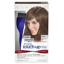 clairol nice u0027n easy root touch up 6wn light chocolate brown 1