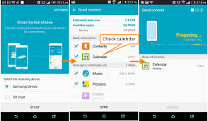 how to transfer photos from android to android how to transfer calendar from android to android