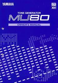 yamaha portable generator mu80 pdf owner u0027s manual free download