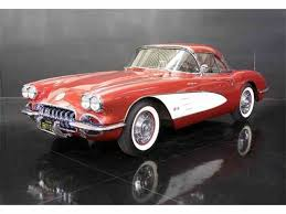 1960 chevy corvette stingray 1960 chevrolet corvette for sale on classiccars com 18 available