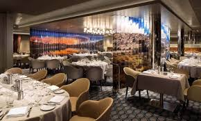 Anthem Of The Seas Dining Royal Caribbean Incentives - Dining room restaurant