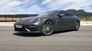 black porsche panamera interior 2018 porsche panamera turbo s e hybrid walkaround and interior