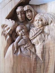 best wood sculptures 42 best the best nativity sculpture or statues images on