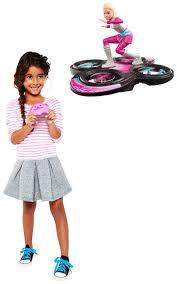 barbie star light adventure flying rc hoverboard dlv45 barbie
