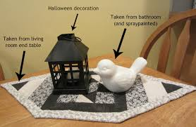 Kitchen Table Centerpieces by Gray Table Centerpiece Stephanie Marchetti Sandpaper U0026 Glue A