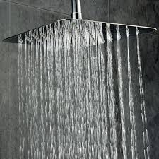 yakult luxury 12 inch water saving 2 5 gpm showerhead b00t06x56q