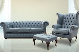 gray chesterfield sofa designersofas4u chesterfield sofas