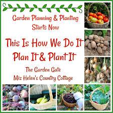 garden planning miz helen s country cottage garden planning and planting