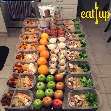 turkey lettuce cups kale salad and 4 other great meal prep ideas