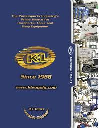 k u0026l catalog 2011 by klsupply k u0026l issuu