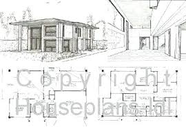 contemporary house plans free contemporary house floor plans contemporary single floor house