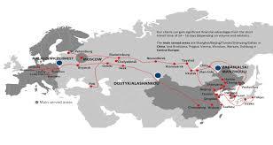 Shenyang China Map by China Speed Trains U2039 Silvirom