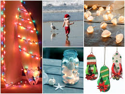 Beach Christmas Crafts Ideas Coastal Christmas Decor Youtube with