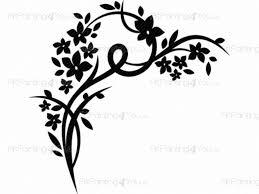japanese floral wall decals vdf1042en artpainting4you eu