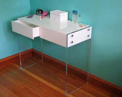 Acrylic Vanity Table Vanity Table Etsy