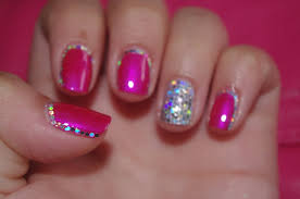 pink and black nail designs 15 free wallpaper hdblackwallpaper com