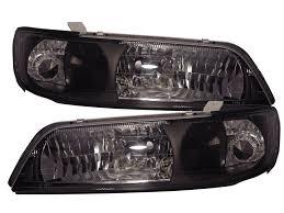 nissan skyline r34 xenon headlights crazythegod cefiro a32 1995 1998 sedan wagon 4d 5d headlight