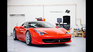 ferrari f1 factory sr auto group ferrari 458 factory flush motor1 com photos