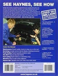 ford galaxy petrol u0026 diesel service and repair manual 2000 2006