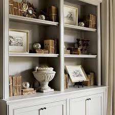painting built in bookcases gray built ins design ideas