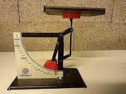 balance de cuisine ancienne balance de cuisine ou courrier impuls pèse 5kg précision 1 gramme