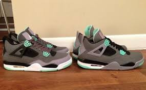 green glow 4 air 4 retro green glow vs sle version sbd