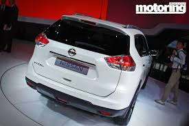 nissan uae frankfurt 2013 2014 nissan x trail motoring middle east car